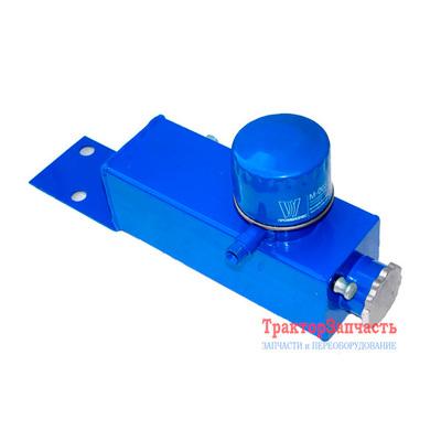 Комплект гидравлики для Мотоблока / Минитрактора с краном
