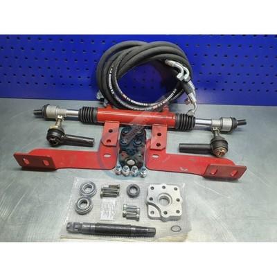 Переоборудование МТЗ-80 с 2х сторонним гидроцилиндром без гидробака